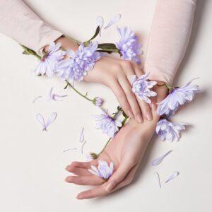 Female hands, Hand Rejuvenation Treatments