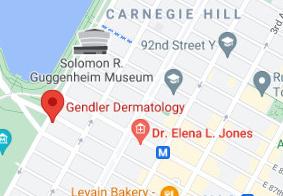 Location Gendler Dermatology - google maps